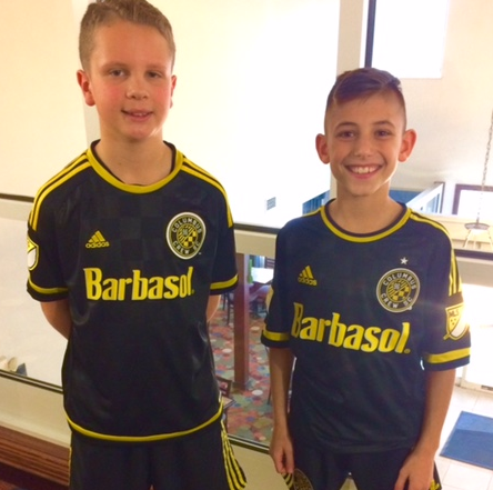 Empire United's Brennan McDermott, Luke Reidell Selected to Play with Columbus Crew