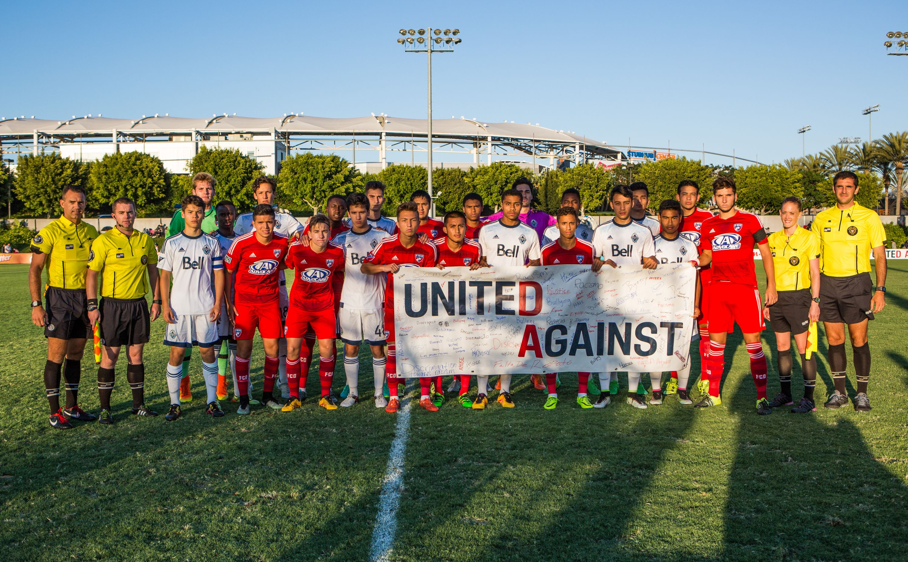 Empire United Recognized as Top Tier Development Academy Program in Behavior Report