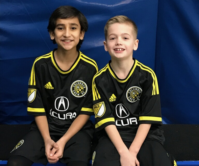 Empire United's Wyatt Bucci Dominates for Columbus Crew Academy
