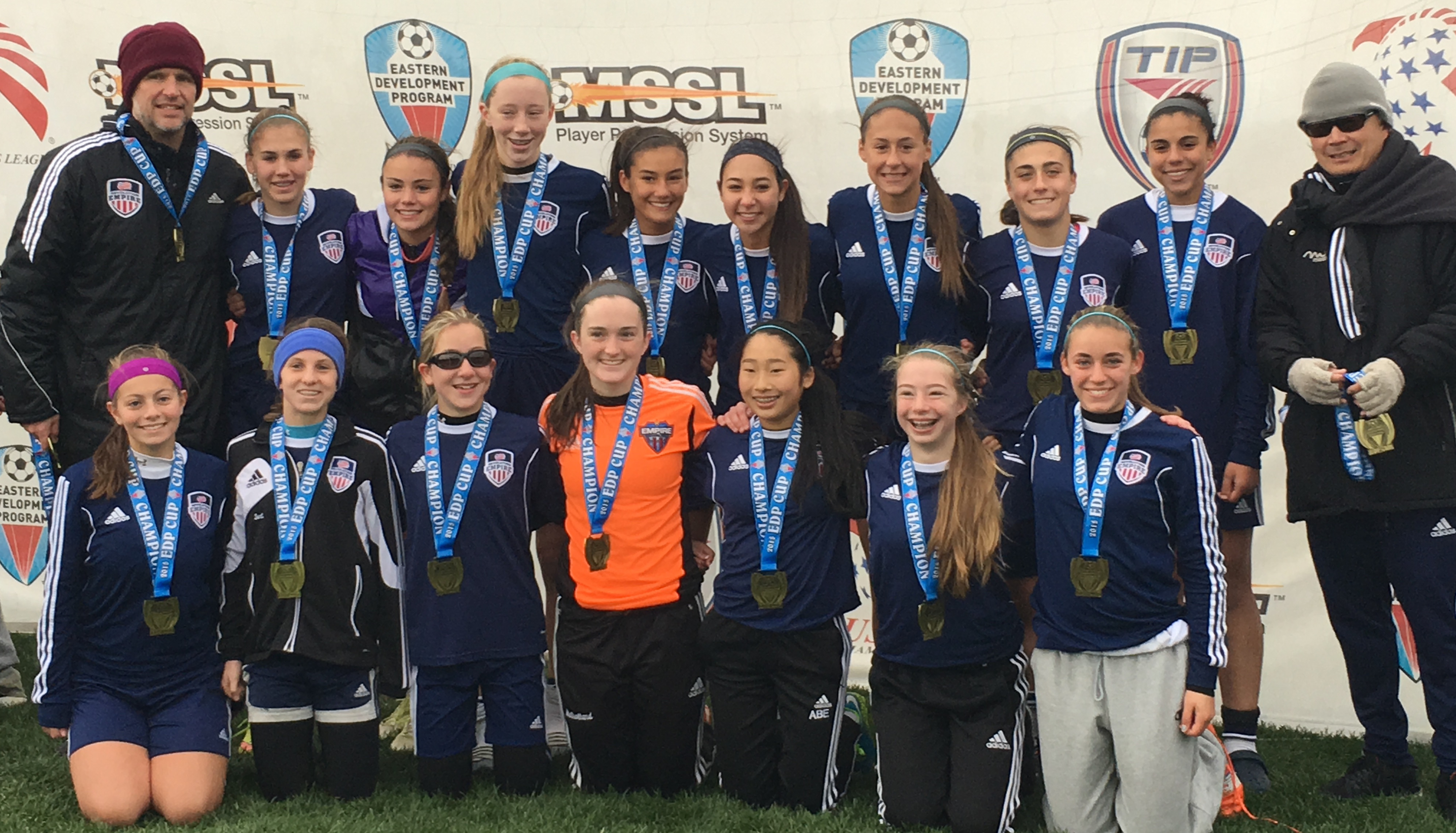 Rochester GU15's win at MSSL