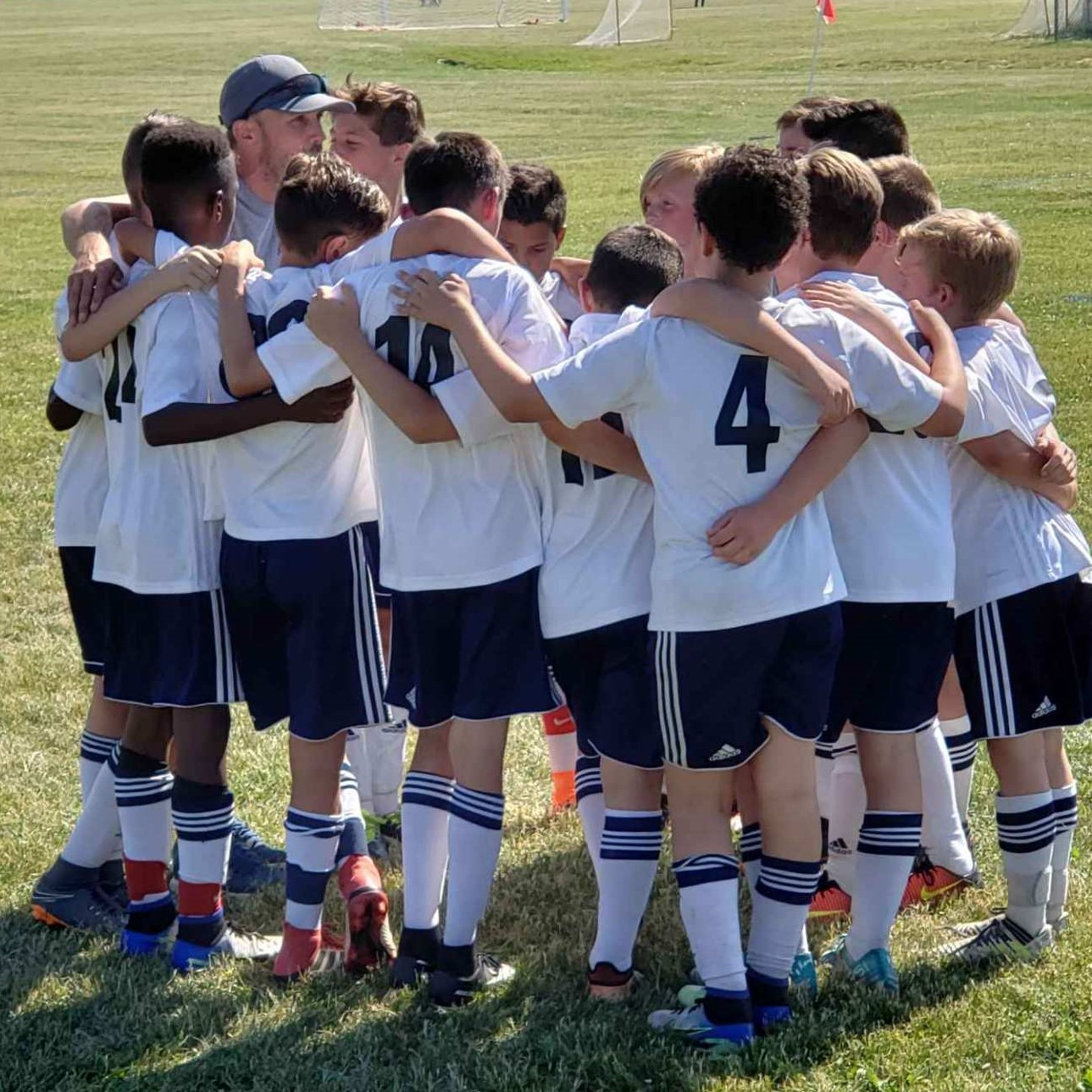 Empire United Rochester 2006 Boys Blue Win Lakefront Classic Top Bracket