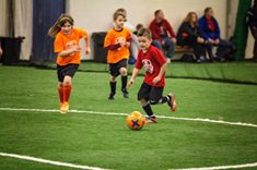 July 9th-12th North Town Empire United I.D. Summer Soccer Camp